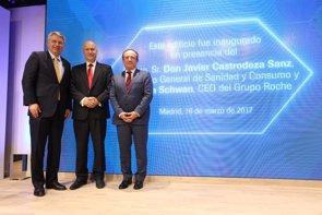 Roche estrena nueva sede en España con el objetivo de cumplir sus estándares de sostenibilidad (ROCHE)