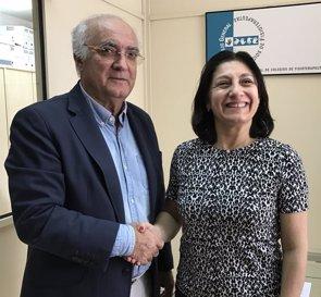 El CGCFE firma un acuerdo de colaboración con la Orden Francesa de Fisioterapeutas (AVANCE COMUNICACIÓN )