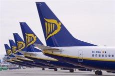 Ryanair volarà a Eindhoven i Londres des de Reus a l'hivern i transportarà 365.000 viatgers (RYANAIR)