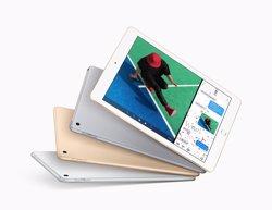 Apple presenta el seu nou iPad Retina de 9,7 polzades, que arribarà al mercat per 399 i 559 euros (APPLE)