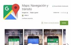 Google Maps prova una funció que recorda on has aparcat el cotxe (GOOGLE MAPS)