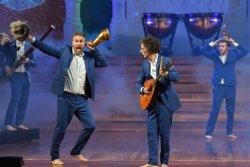 La producció Big Bang Beethoven homenatjarà el compositor al Palau de la Música (ANTONI BOFILL/PALAU DE LA MÚSICA)