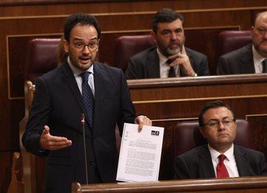 El PSOE recorrerà la setmana vinent davant el TC els Pressupostos catalans per incloure una partida per al referèndum (EUROPA PRESS)