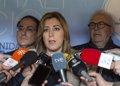 SUSANA DIAZ: EL GOBIERNO DA LA RAZON A ANDALUCIA CON LA OFERTA PUBLICA DE EMPLEO
