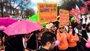Miles de personas se movilizan contra el nuevo modelo de financiación de las guarderías