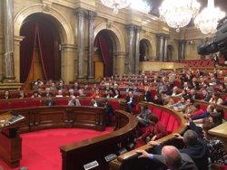 JxSí es divideix en una votació sobre accions per desallotjar habitatges ocupats (EUROPA PRESS)
