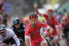 Bouhanni s'emporta la quarta etapa de la Volta (KARLIS MEDRANO)