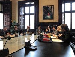 La Mesa del Parlament ratifica la ponència conjunta per reformar el seu reglament (Europa Press)