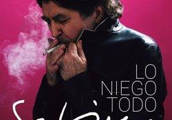 Joaquín Sabina, número 1 de vendes amb el seu nou disc 'Lo niego todo' (SONY MUSIC SPAIN)