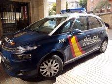 Detingut per dormir a 13 hotels de luxe de Madrid i marxar sense pagar (EUROPA PRESS/POLICÍA NACIONAL)
