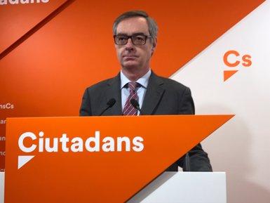 Cs només donarà suport a la moció de censura del PSOE-RM si és per convocar eleccions a Múrcia (EUROPA PRESS)