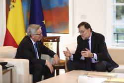 Juncker xifra en 60.000 milions el cost del Brexit per al Regne Unit (EUROPA PRESS)