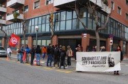 Vist per sentència el judici contra tres acusats de causar aldarulls durant la vaga general del 2012 a Tarragona (ACN)