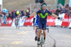 Valverde s'exhibeix a Lo Port davant Froome i Contador (MOVISTAR TEAM)