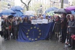Tremosa, Soler i Gambús reivindiquen els valors democràtics de la UE per encarar el futur (ACN)