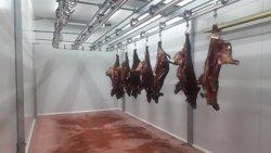 La Diputació de Barcelona obre un centre per vendre la carn de caça de senglar (DIPUTACIÓ DE BARCELONA)