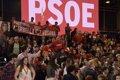 LOS PRESIDENTES DEL PSOE CLAMAN POR UN PARTIDO UNIDO CON SUSANA DIAZ