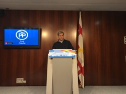 PP de Barcelona demana cessar David Fernández en una oficina municipal per l'acció d'Arran (EUROPA PRESS)