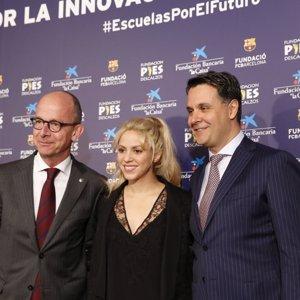"""Shakira defiende a Piqué: """"Es el hombre más sensato y sano de la cabeza que he conocido"""""""