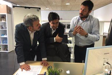 Barcelona Activa va impulsar la creació de 1.600 empreses i va atendre més de 9.500 el 2016 (Europa Press)