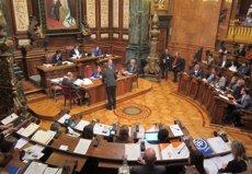 L'Ajuntament de Barcelona fixa en 9 milions el mínim de contractació amb reserva social (EUROPA PRESS)