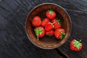 Extracto de fresa contra cáncer de mama (GETTY)