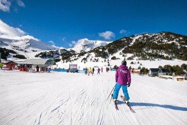 L'estació andorrana Grandvalira tanca la temporada d'esquí amb un creixement del 2% (GRANDVALIRA)