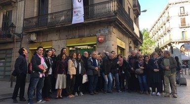 El Govern de Colau i Sostre Cívic rehabilitaran un immoble a Ciutat Vella per a propietat col·lectiva (EUROPA PRESS)