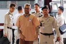Condemnat a mort a Tailàndia el català Artur Segarra per l'assassinat de David Bernat (REUTERS)
