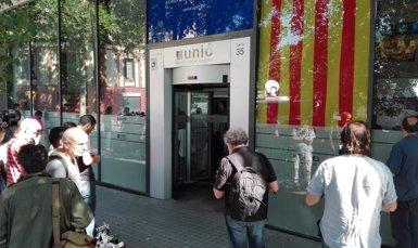 Condemnen Unió a retornar 178.000 euros per lucrar-se amb desviaments de fons (EUROPA PRESS)