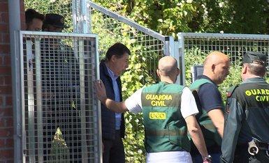 Presó incondicional per a Ignacio González i llibertat sota fiança de 100.000 euros per a López Madrid (EUROPA PRESS)