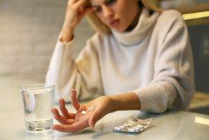 ¿Ibuprofeno o paracetamol? (GETTY/LIDERINA)