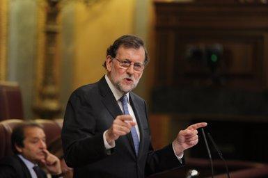 """Rajoy evoca el diàleg d'Espriu davant els que busquen """"trencar la convivència"""" (EUROPA PRESS)"""