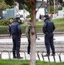 Detenidos cinco jóvenes por robar en el interior de 82 coches en días de partido del Atlético