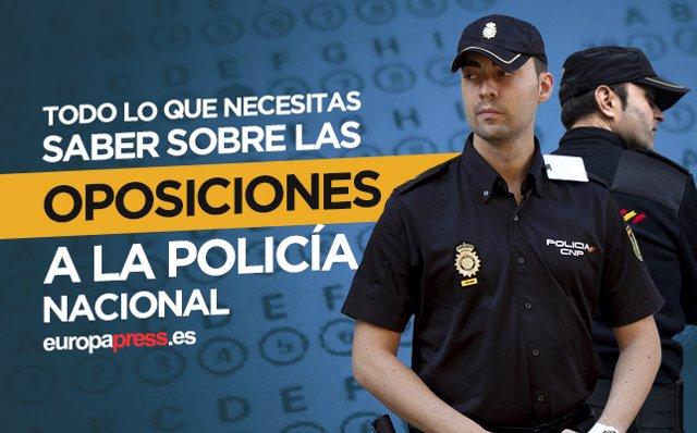 Oposiciones a la Policía
