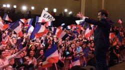 La Gran Mesquita de París demana als musulmans que votin per Macron en segona volta (EUROPAPRESS)