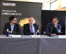 L'Auditori rebrà Lang Lang, Gustavo Dudamel, Yuja Wang i Jordi Savall el 2017-2018 (EUROPA PRESS)