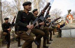 Morts 26 policies en un atac de la guerrilla maoista al centre d'Índia (FAYAZ KABLI / REUTERS)