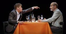 Els límits de l'amistat centren la comèdia dramàtica 'Ignots' a El Maldà (MARTÍ E. BERENGUER)