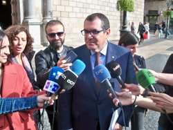 Els presumptes gihadistes detinguts a Barcelona estan vinculats als atemptats a Brussel·les (Europa Press)