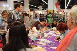 El Handmade Festival es fa ressò del 'lettering' i l'scrapbooking' (FIRA DE BARCELONA)