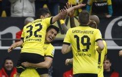 Sahin allarga la seva vinculació amb el Dortmund fins al 2019 (INA FASSBENDER / REUTERS)