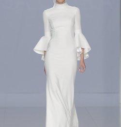 Rosa Clarà obre la Barcelona Bridal Fashion Week (ACN)