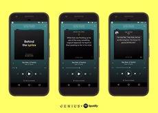 Spotify estén 'Behind the lyrics' a Android, amb lletres de cançons i informació addicional (SPOTIFY)
