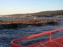 Els dos morts en el naufragi a la Ria de Pontevedra són els pares dels dos supervivents (SALVAMENTO MARÍTIMO)