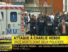 Interrogades deu persones a França i Bèlgica pels atemptats de 'Charlie Hebdo' i el supermercat kosher (ITÉLE)